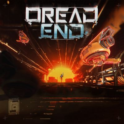 Projektcover von dem Wave Shooter Dread End