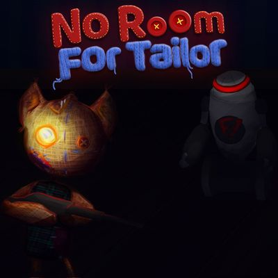 Projektcover von dem Twin-Stick-Shooter No Room for Tailor
