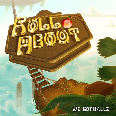 Projektcover von dem Roll-a-Ball Game Roll About